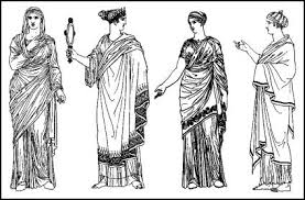 ancient greek outfit