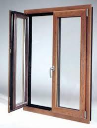 legno alluminio