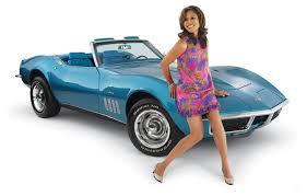 1969 corvette colors