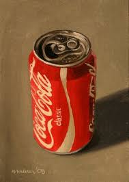 coke painting