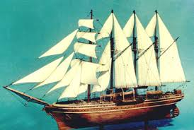 sail ship model