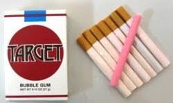 bubble gum cigarette
