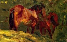 franz marc horse