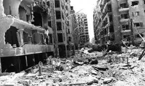civil war in lebanon