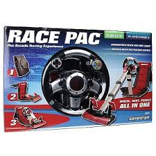gamester race pac
