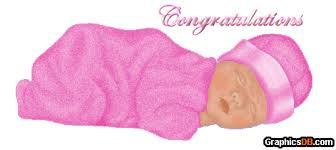 congratulation baby girl