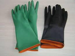 latex rubber glove