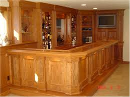 home bar blueprints