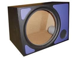 car speaker box plans