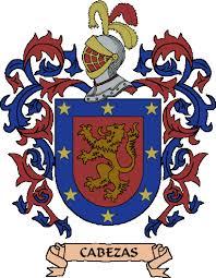 escudo de armas apellidos