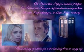 doctor who and rose