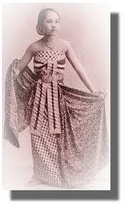 indonesia sarong