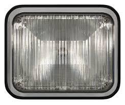 perimeter lights