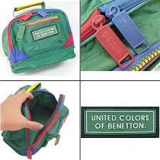 benetton travel bag