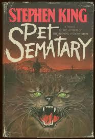 pet sematary book