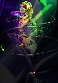 nightclub artwork