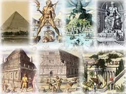 7 ancient wonders