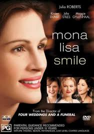 mona lisa smile dvd