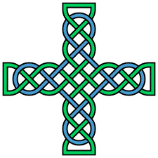 pictures of crosses to color