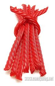 red vine licorice