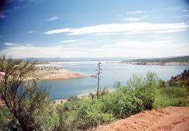 san carlos lake az