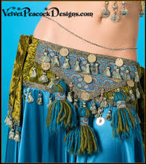 belly dancer belt