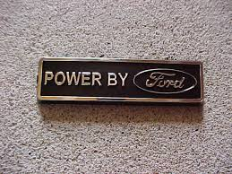 power by ford