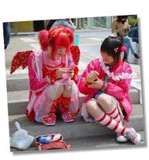 japanese fashion styles