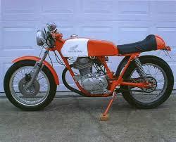 old dirtbike