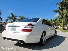 2009 mercedes s 550