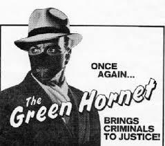 green hornet radio