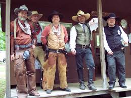 cowboy attire