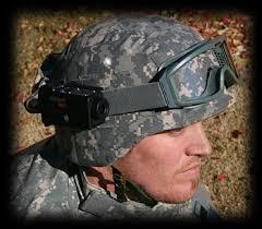 military helmet camera