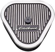 edelbrock air filter