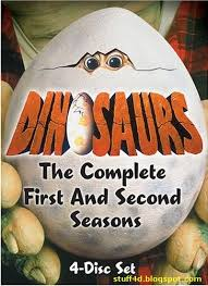 dinosaurs the series
