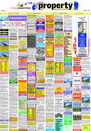 classifieds newspaper