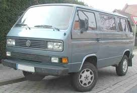 volkswagen caravelle syncro