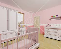 baby girl nursery photos