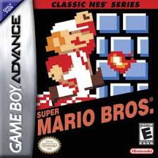 gameboy advance super mario bros