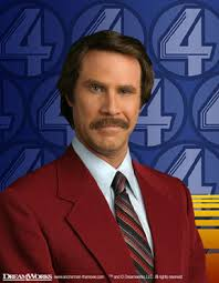 ron anchorman
