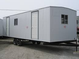 construction site trailers