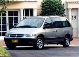 chrysler voyager 1997