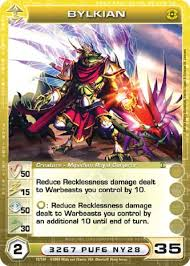 chaotic cards mipedian