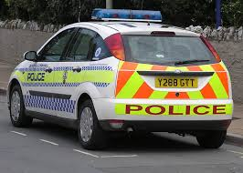 england police cars