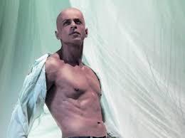 bald male actors