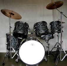pearl drums kit