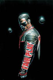black super heroes