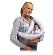 baby carrying sling