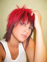 emo hair dyes