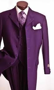 purple zoot suits